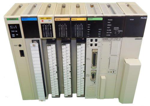 Omron CVM1-CPU21-EV2 CPU Electro Electronics Repairs